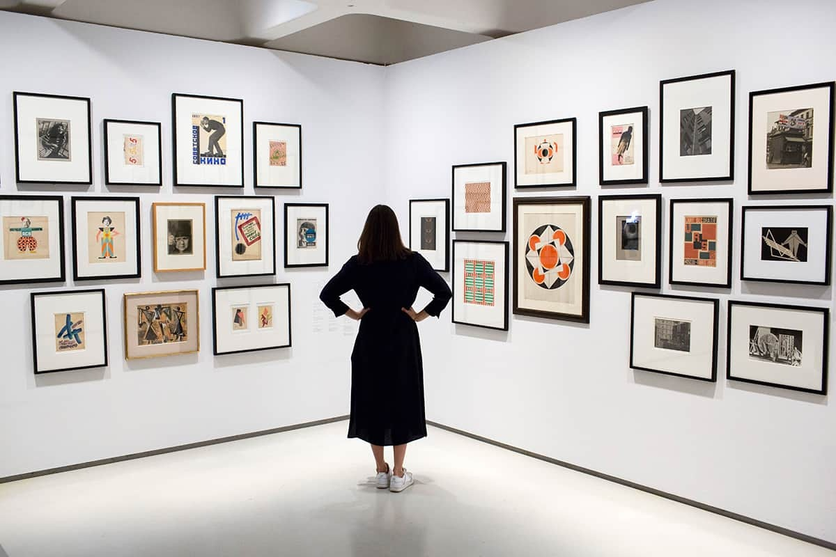 18 Modern Couples Barbican Art Gallery John Phillips Getty Images