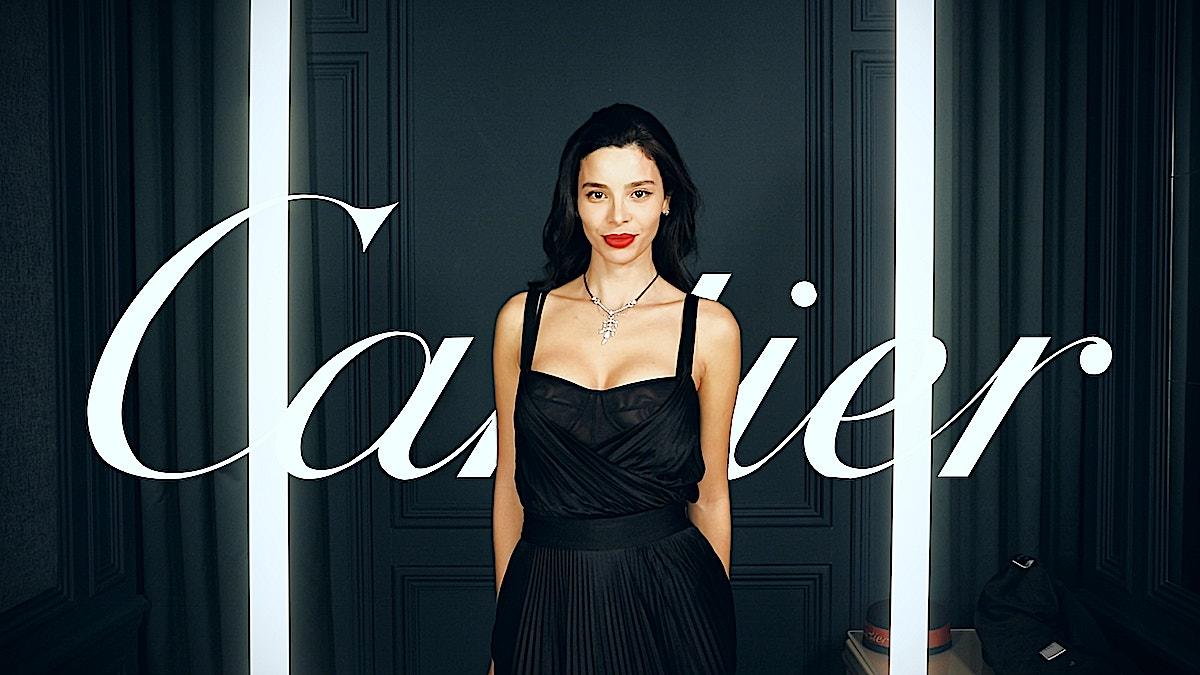 Cartier thumb